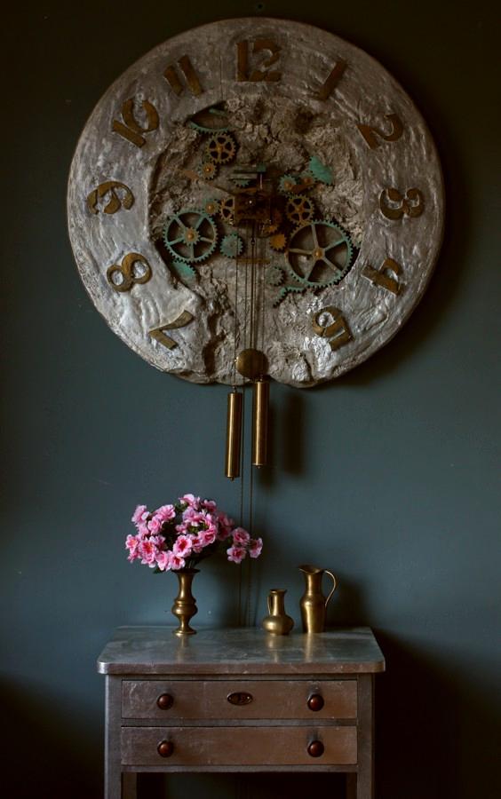 zegar scienny design