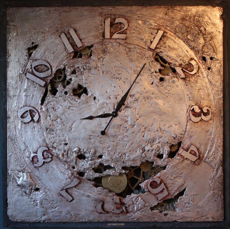 zegar ścienny z wahadlem
