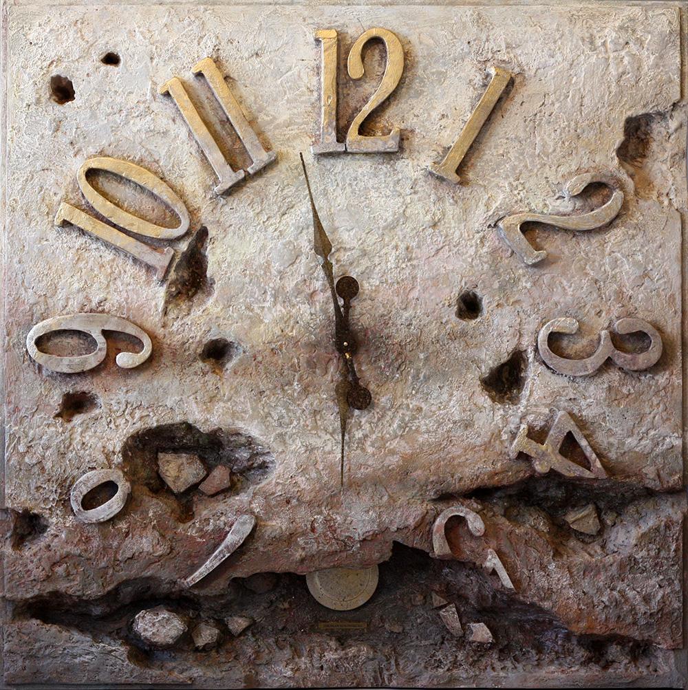 ekskluzywny zegar ścienny
